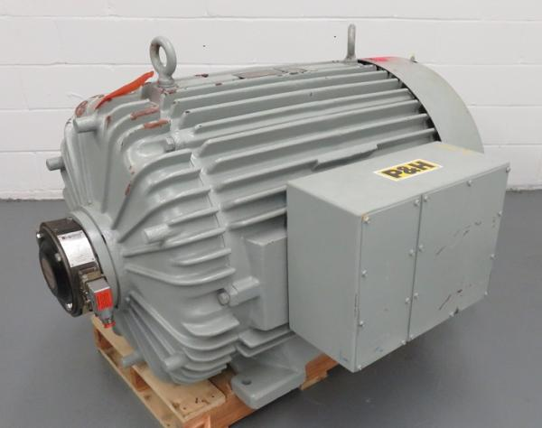 300 hp ac motor p h new paper mill surplus your pulp for 300 hp ac electric motor